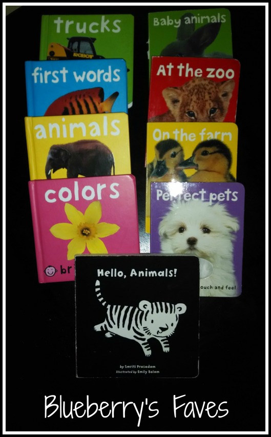 Blueberry's Faves Board Books